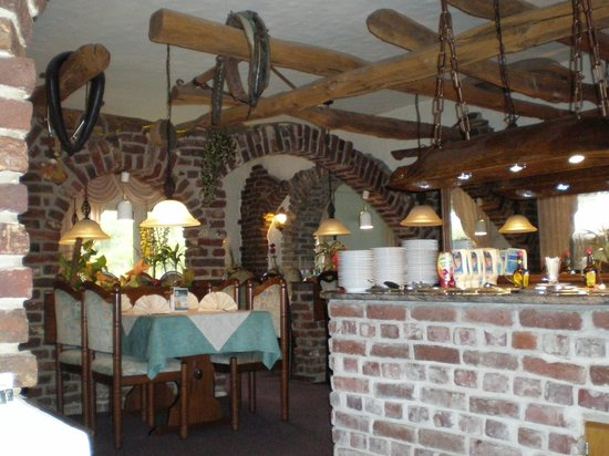 Restaurant Rustikana: innen Ansicht