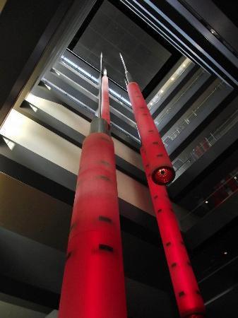 "Sands Casino Resort: ""Sparks"" lighting in Casino Lobby"