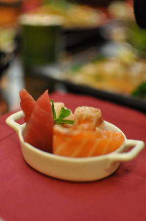 Sakana Sushi: Minisashimi.....