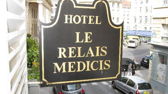 Relais Medicis : Taken from our room