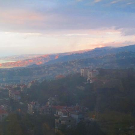 view from mounir