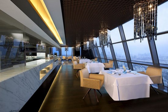 Quest Restaurant - Jumeirah at Etihad Towers