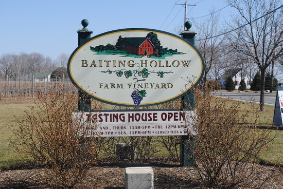 Baiting Hollow Farm Vineyard