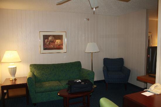 SpringHill Suites Cincinnati Northeast/Mason: Sitting Area