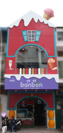Bonbon Ice Cream