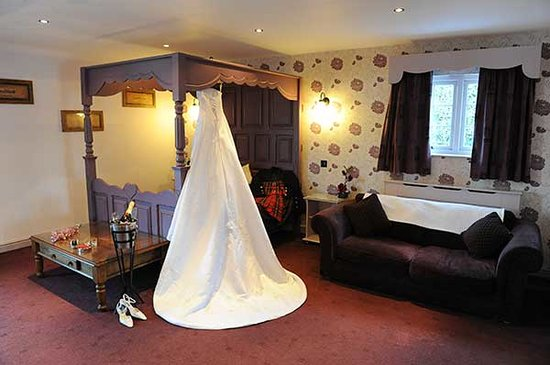 The Mill Forge: One of our bridal suites