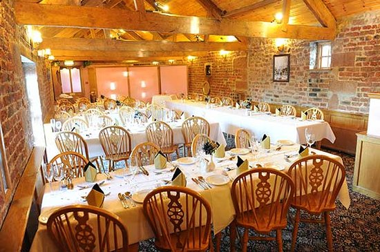 The Mill Forge: One of our function rooms