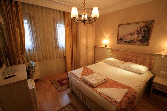 Tashkonak Hotel: Double Room