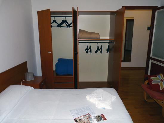 Trianon Borgo Pio Residence: Habitación A9