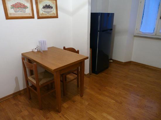 Trianon Borgo Pio Residence: Cocina A9