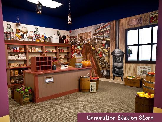 Oklahoma Wondertorium: Generation Station Store