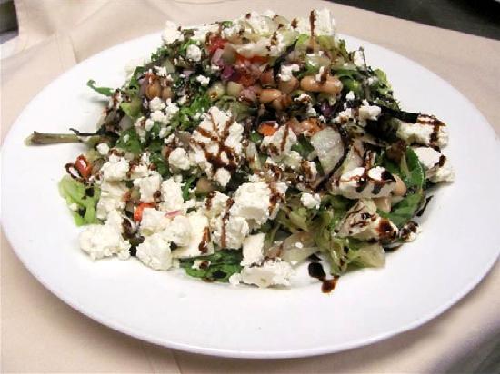 Filomena Lakeview : Chopped Mista Salad