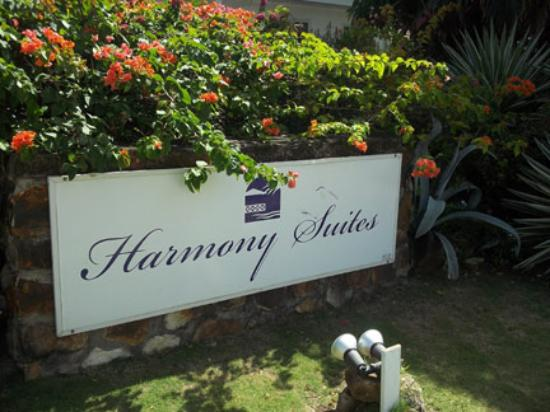 Harmony Suites: Hotellet