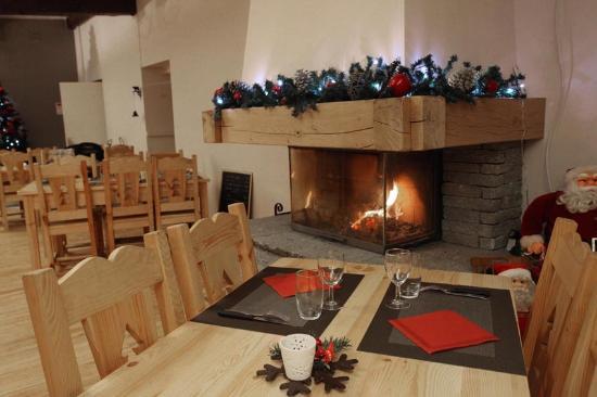 Restaurant Le Melezin: La salle