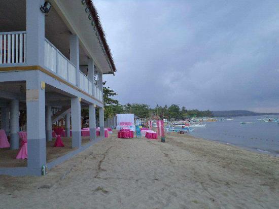 The Beach Picture of Kabayan Beach Resort Laiya TripAdvisor