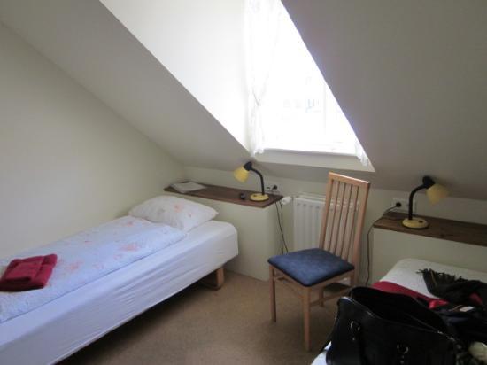 Gamla Guesthouse room