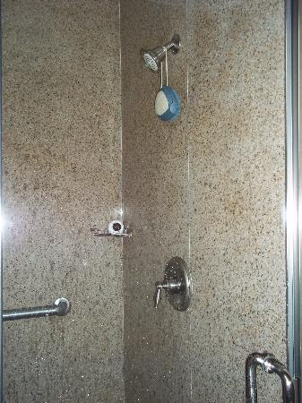 Grande Villas Resort: Enclosed Shower
