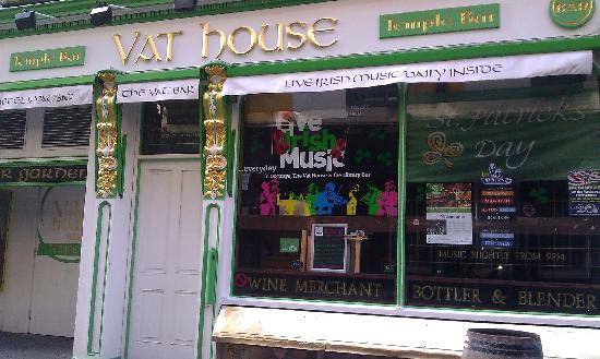Vat House Bar: Ingresso Pub