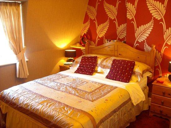 Sandon Guest House: Bedroom