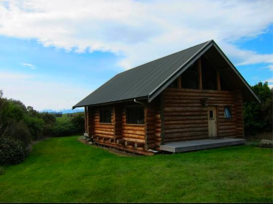 Fiordland Lodge: Our heavenly cabin
