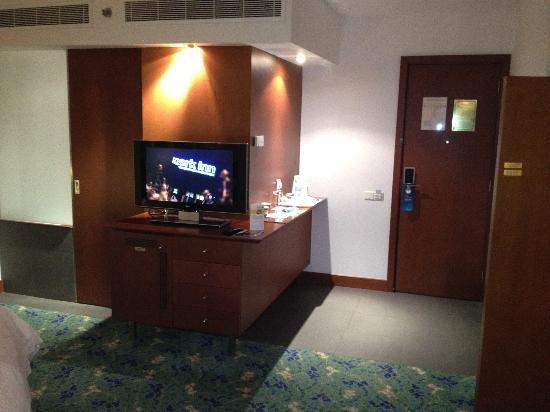 Radisson Blu Hotel, Riyadh : Tea and Coffee provided
