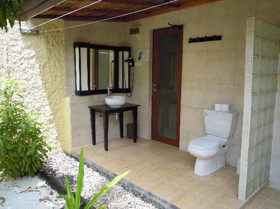 bagno allaperto garden bungalow n.360: fotograf?a de ...