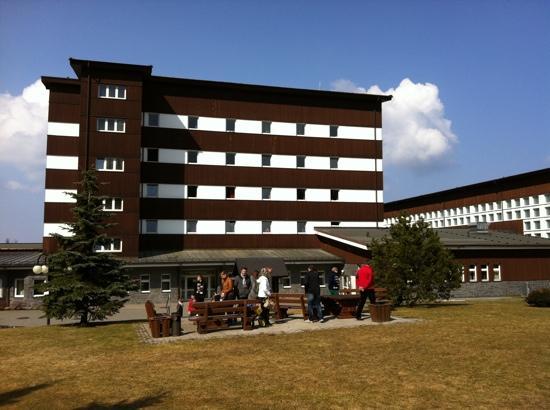 Sportpark Rabenberg Haus 1