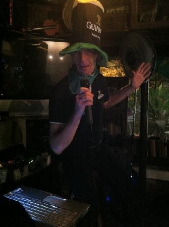 The Irish Viking : Paddy I'n Action lol
