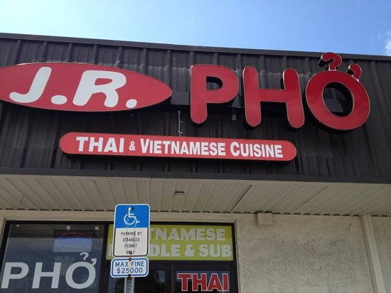 Amy's Pho: New name