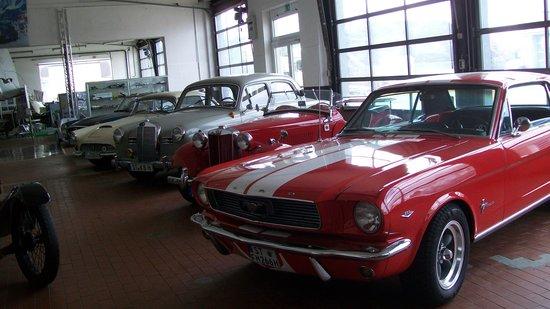 Ibbenbueren, Germany: Ausstellung der Fahrzeuge