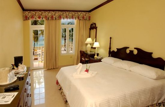 SuperClubs Rooms on the Beach Negril: Ocean front room 1903