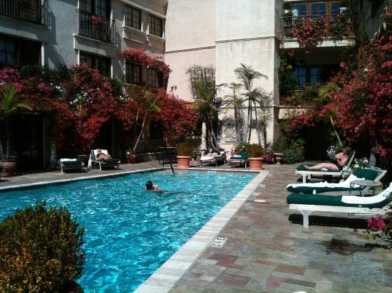 Best Western Plus Sunset Plaza Hotel Pool