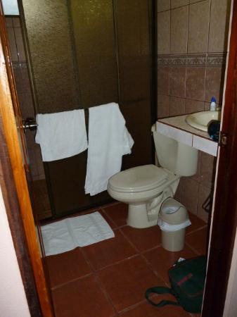 Hotel Lavas del Arenal: bathroom