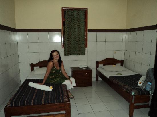 Sayang Maha Mertha : twin room