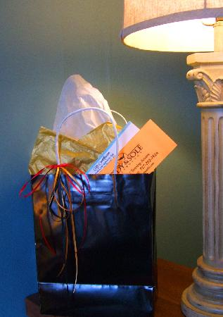 Body & Sole Reflexology and Spa: Gift Certificate Bag