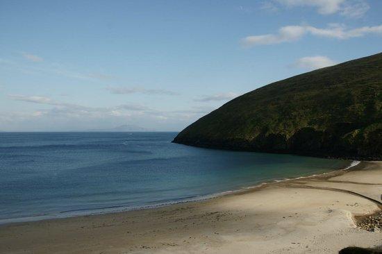Achill Island, ไอร์แลนด์: keem beach