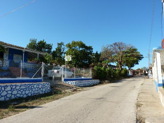 Casa Vista El Mar: vue exterieure de la casa