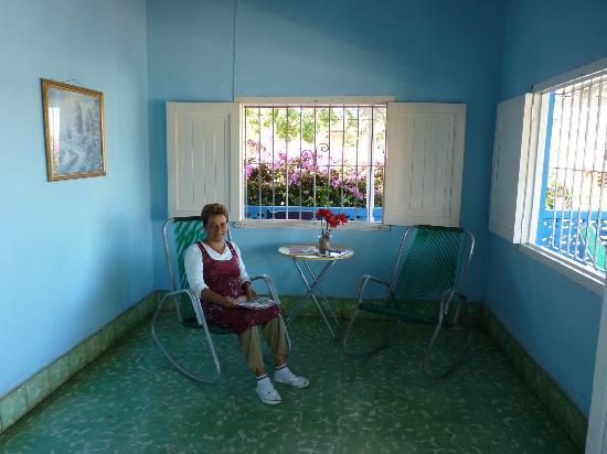 Casa Vista El Mar: entrée