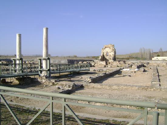 Parque arqueológico de Carranque, Toledo.
