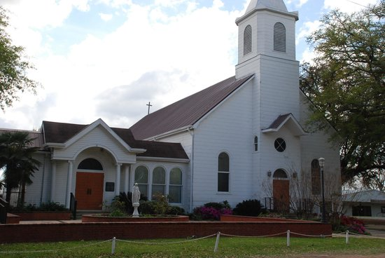 Cane River Creole National Historical Park: St Augustine Church