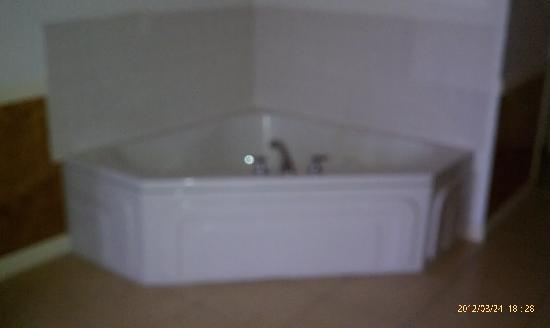 Country Hearth Inn and Suites Delmar : Jacuzzi room - Jacuzzi