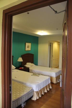 Hotel Stotsenberg: Stosenberg Room