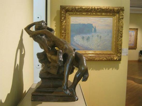 Musée des beaux-arts Pouchkine : Gallery of 19th and 20th century European and American Art