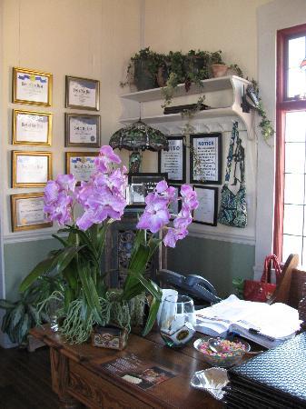 The Creek Restaurant : Hostess Desk