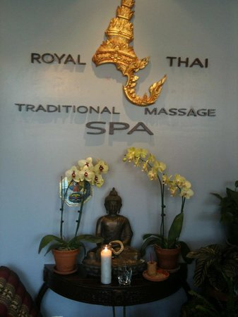 ‪Royal Thai Spa‬