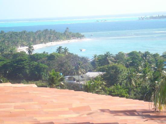 Sol Caribe Campo: Vista desde la habitación