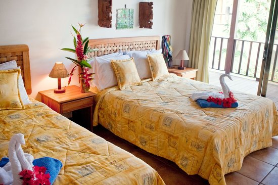 Agua Dulce Beach Resort: One of our beautiful rooms.