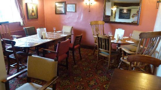 Fieldhead Hotel: Resturant
