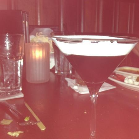 Mitchell's Fish Market Seafood: expresso martini