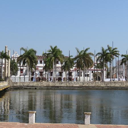 Hotel Quadrifolio : Cartagena Theatre
